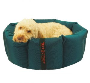 Tuffies Nest Beds are also great for small breeds.