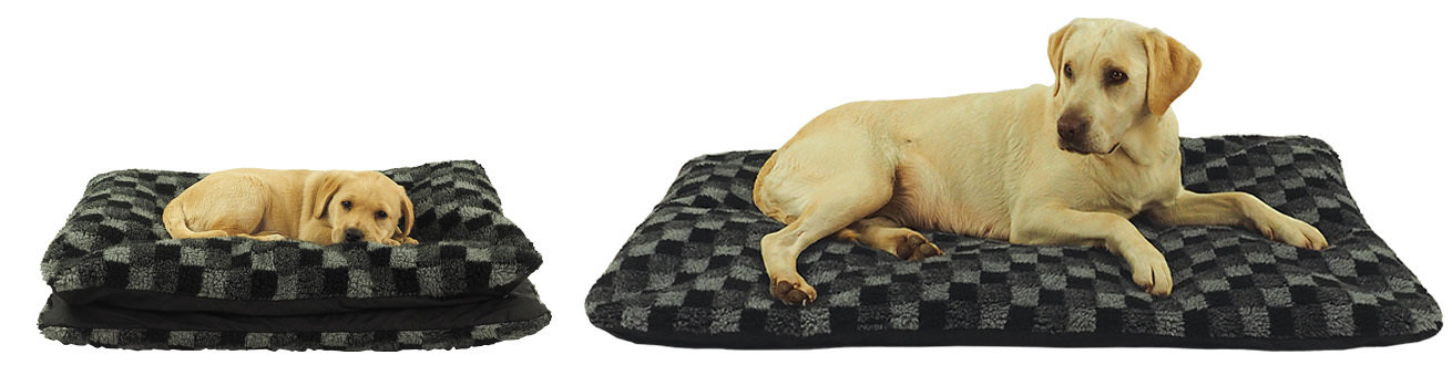 Puppy and Dog Travel Bed UK on Tuffies