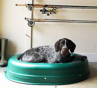 Unchewable Dog Beds.