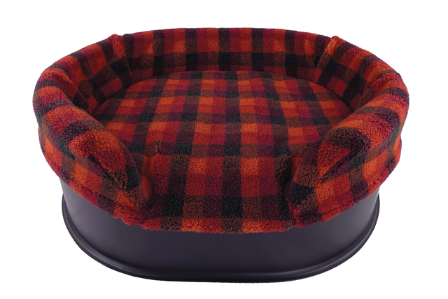 The Raised Tuffies Dog Bed