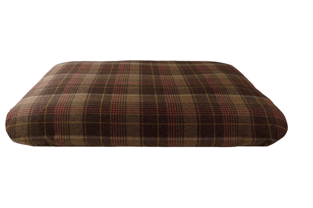 The 100% Wool Mattress Dog Bed Cover