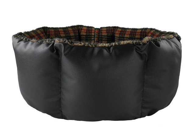 The Fleece-lined Nest Dog Bed