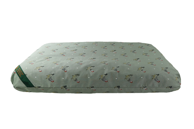 The Twill Mattress Dog Bed Cover