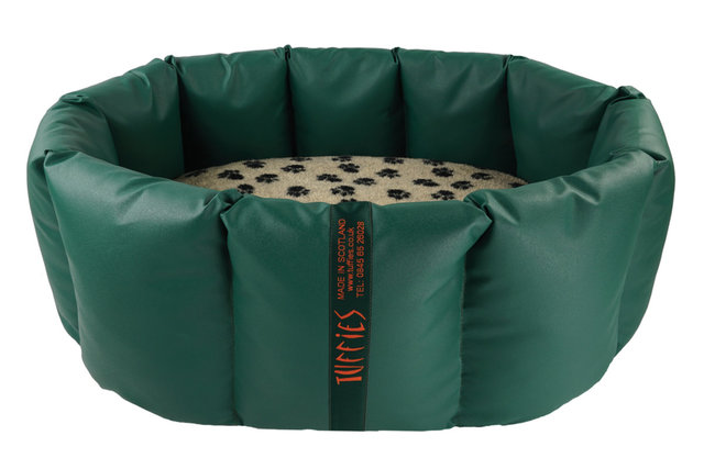 The Wipe Clean Tuffie Nest Dog Bed