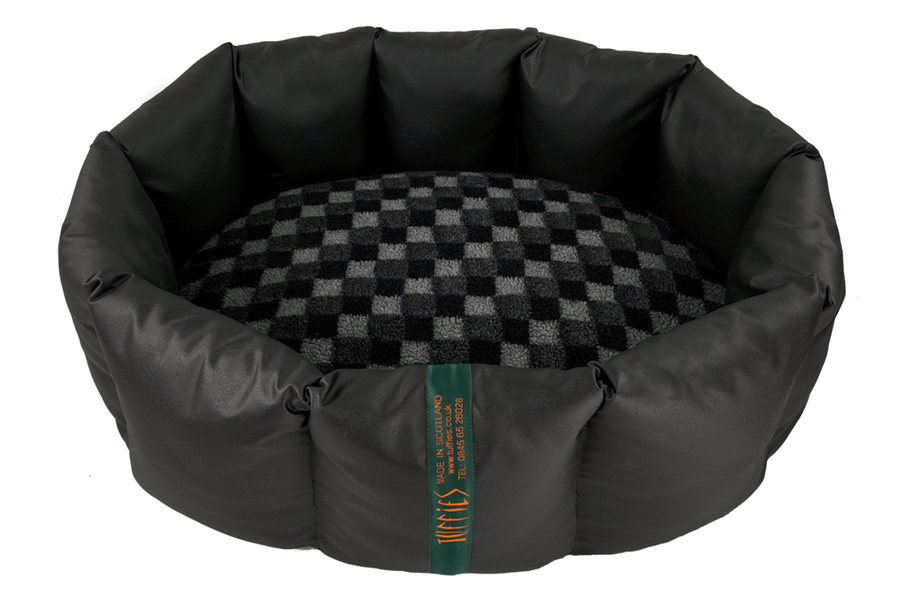 The Wipe Clean Tuffie Nest Dog Bed Thumbnail