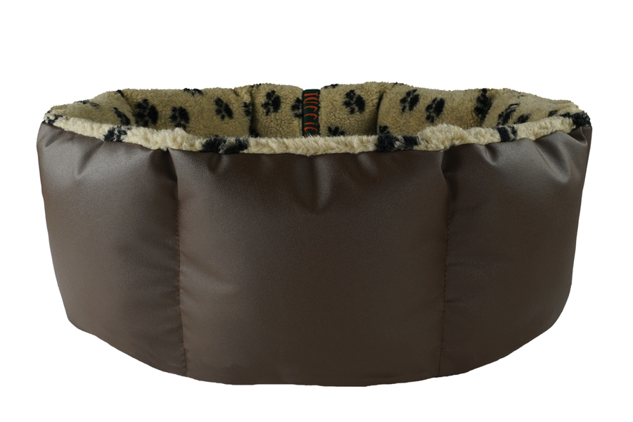 The Fleece-lined Nest Dog Bed Thumbnail
