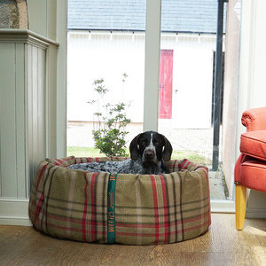 The Highland Nest Dog Bed Cover Thumbnail